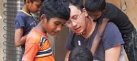 UME70019x960px Volunteer team India