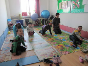 Financial support enables us to serve the ChinaHeart children