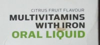 vitamins, MultiVitamin With Iron.JPG