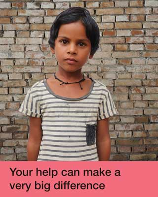 Sponsoring a child makes a big difference